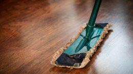 mop - mycie podłogi